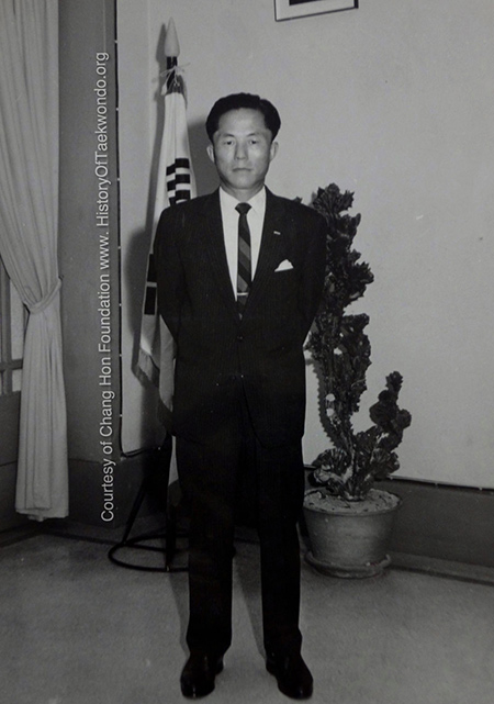 General Choi - ITF