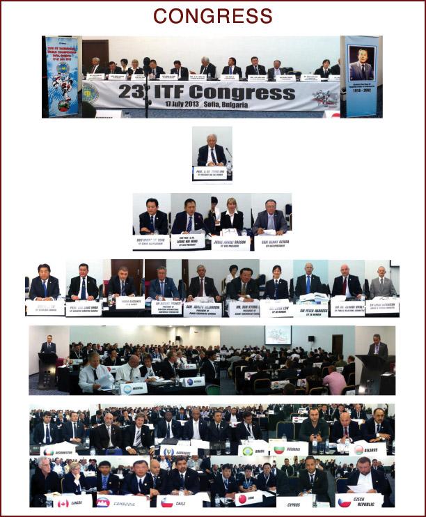 23rd ITF Congress