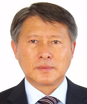 President Ri Yong Son