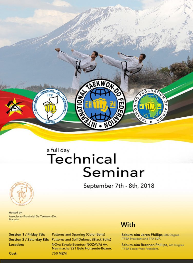 Technical Seminar Oct 2018