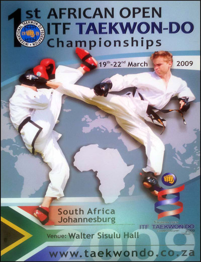 1st African Championships