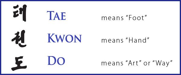 Taekwon-Do Definition