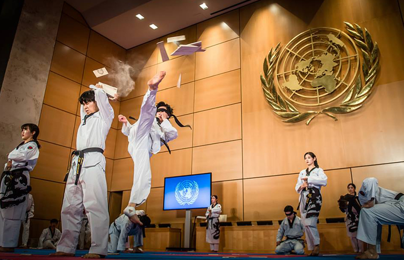 Peace at United Nations