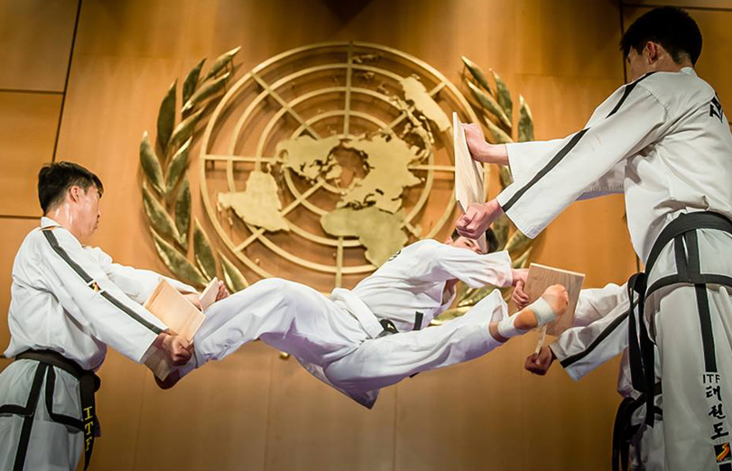 Promote Peace at United Nations