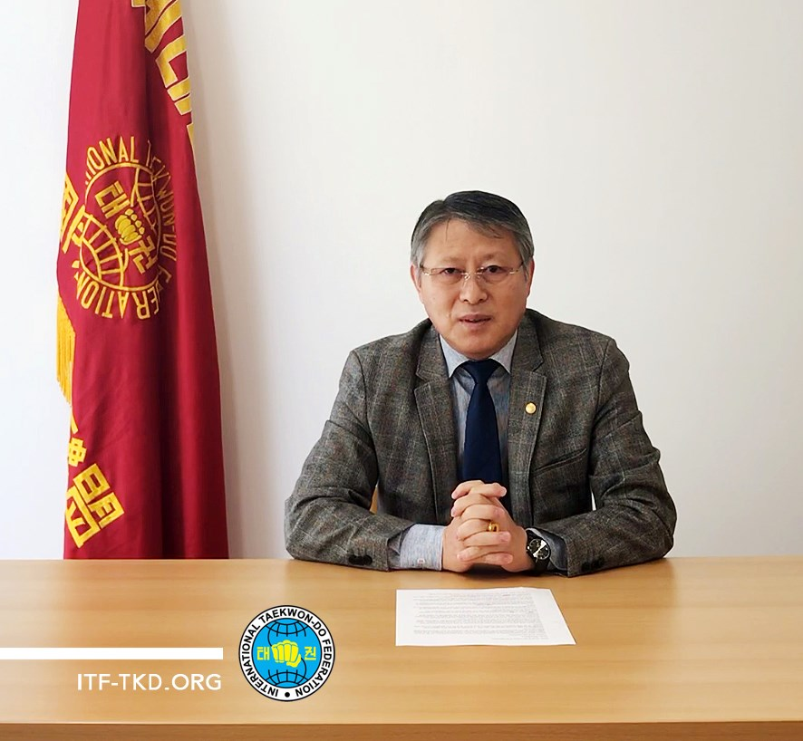 Prof President Ri Yong Son on Covid-19