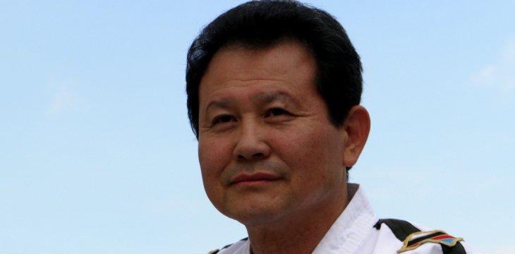 Grand Master Hwang Ho Yong