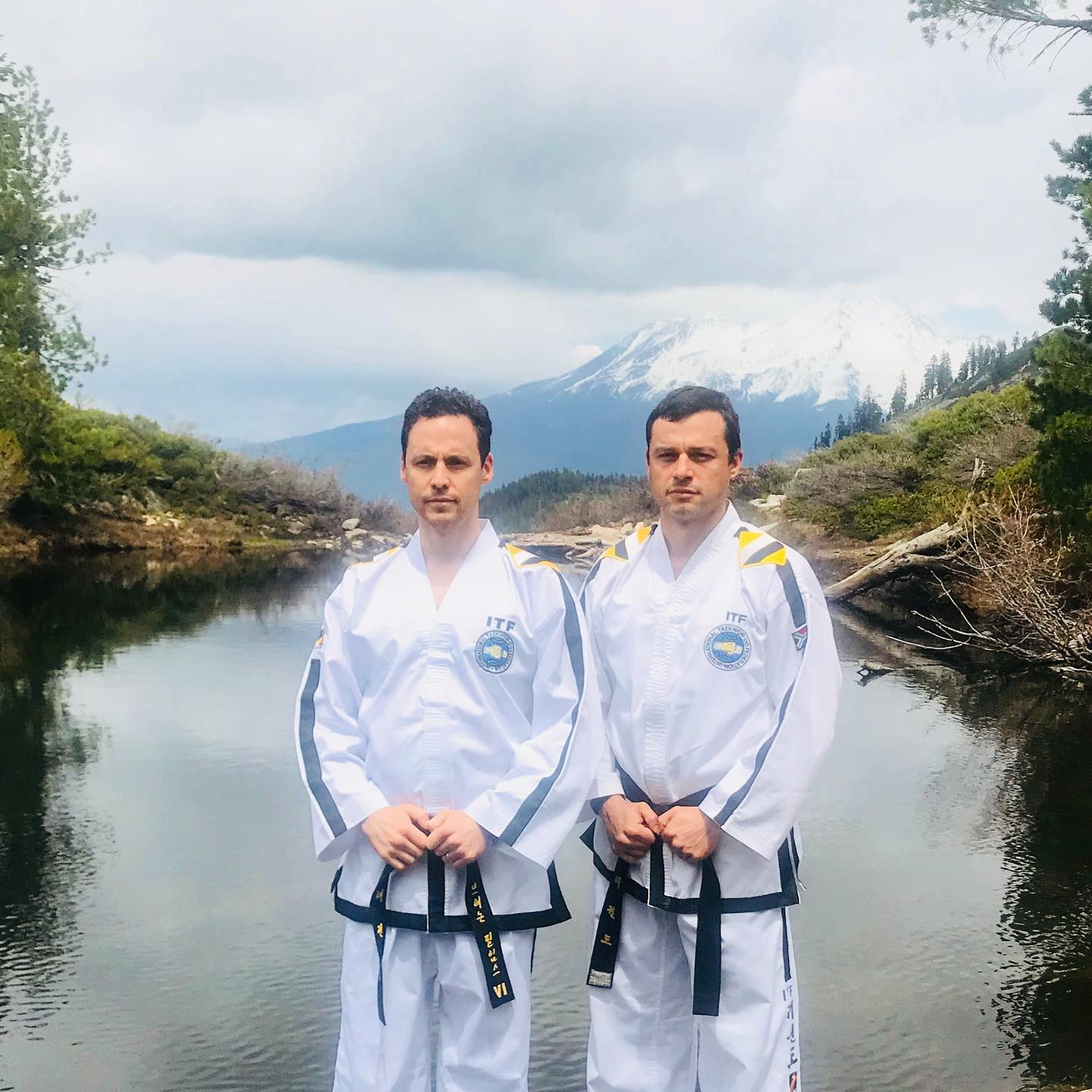 Two New Masters